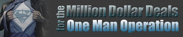 Product picture Million Dollar Deals w/ Master Resell Rights