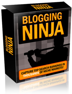 Product picture Blogging Ninja (Auto Content & Blog Ad Software System)